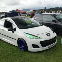 Dumfries Motor Show 2016