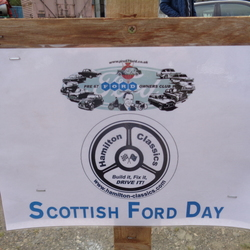 Pre 67 Scottish Ford show 2019