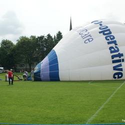 Strathaven Balloon Festival 2012